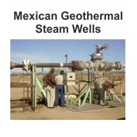 Case Study: Mexican Geothermal Steam Wells