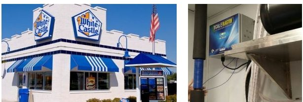 """white castle case study White castle discount coupon with each $1/$3/$5 donation """"light it up blue spritzer"""" donation with drink purchase special edition white castle """"crave for a cause"""" packaging."""