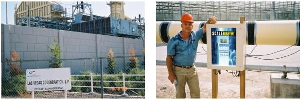 Las Vegas Cogeneration Plant