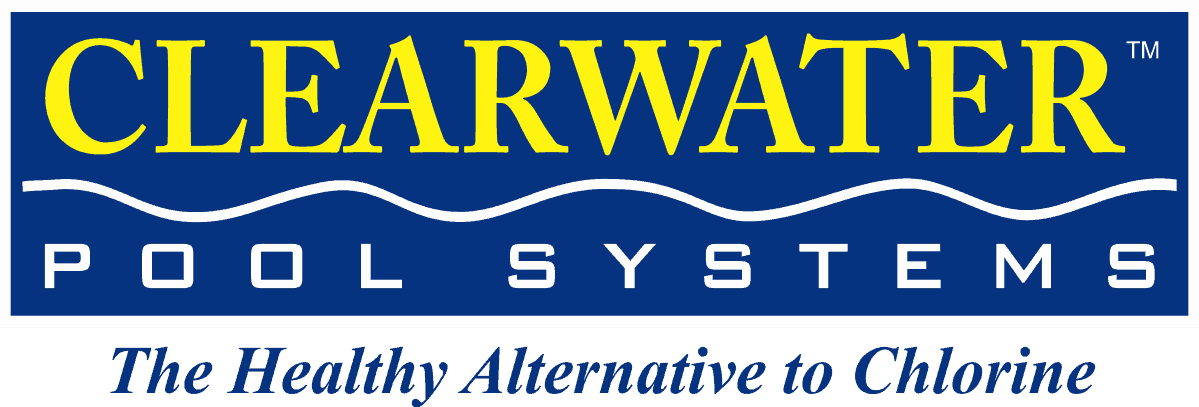 Clearwater Pool Systems LOGO with tag line - Company
