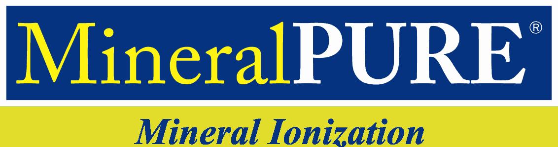 MineralPURE logo with tag line - Company