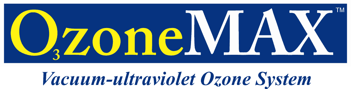 OzoneMAX logo with slogan - Company