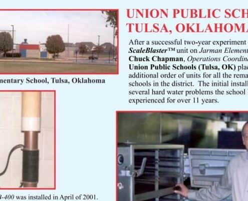 Union Public Schools, Tulsa