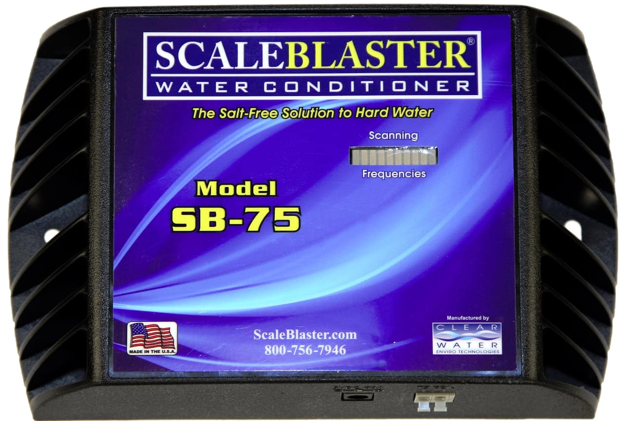 Homeowner Models | ScaleBlaster Water Conditioner