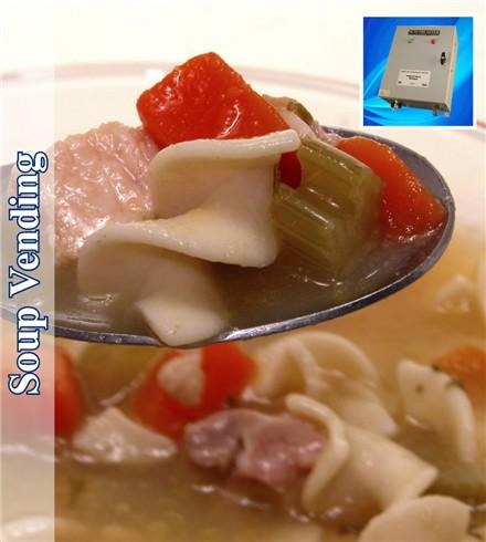Soup Vending