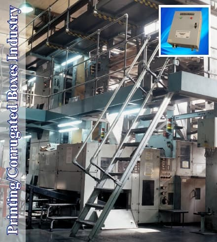 Printing/Corrugated Boxes Industry