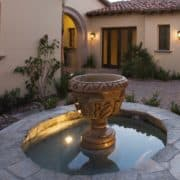 Keeping Your Decorative Fountains Scale-Free