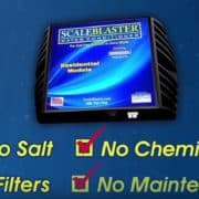 ScaleBlaster is the Salt, Chemical & Maintenance FREE solution to hard water problems.