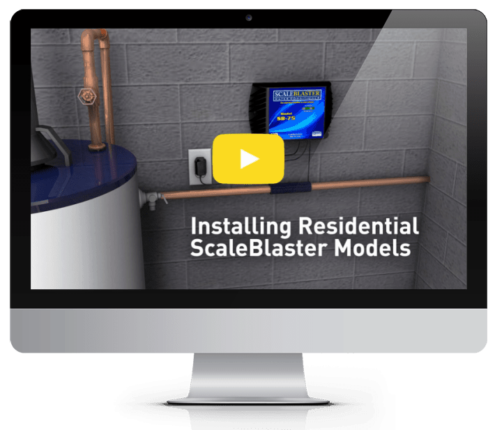Residential ScaleBlaster Video