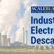 industrial electronic descaler