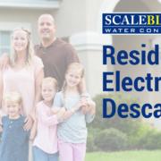 residential electronic descaler