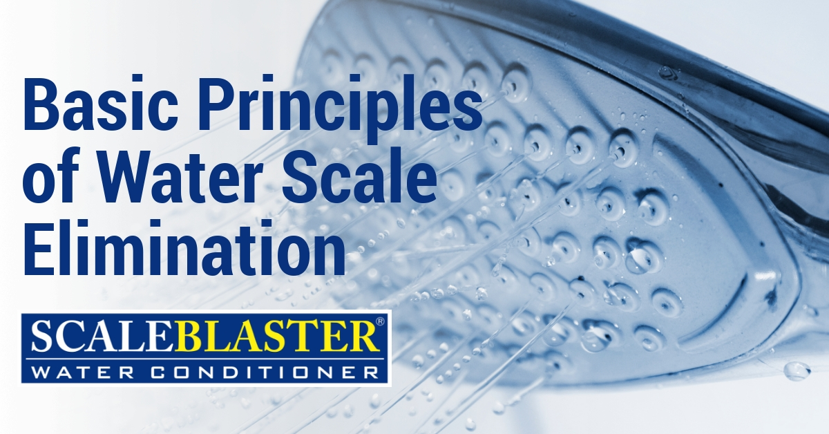 Water Scale Elimination - Basic Principles of Water Scale Elimination