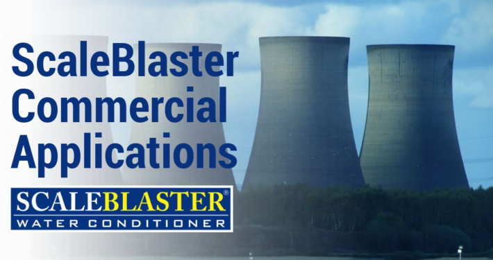 ScaleBlaster Commercial Applications