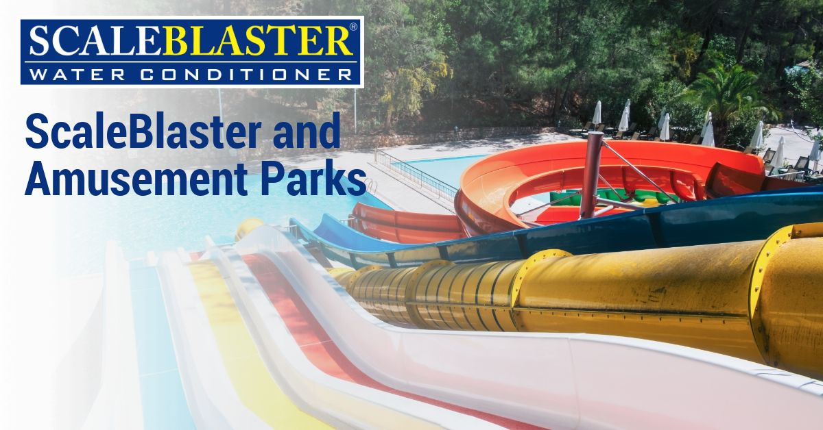 ScaleBlaster and Amusement Parks - ScaleBlaster and Amusement Parks