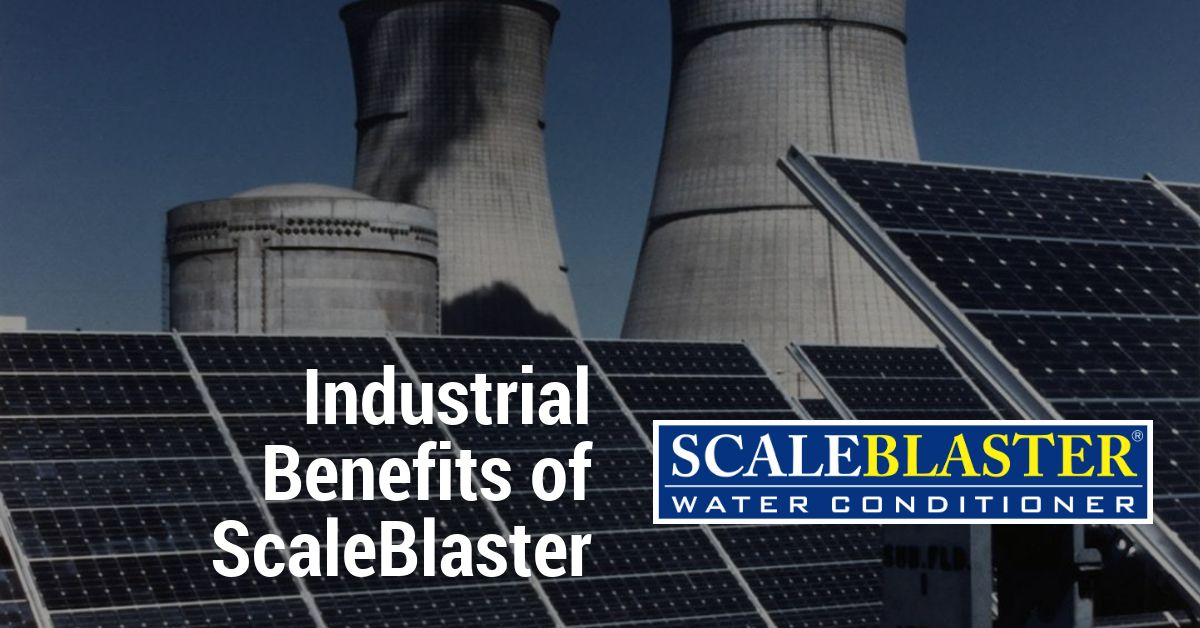 Industrial Benefits of ScaleBlaster