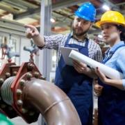 ScaleBlaster Industrial Hard Water Scale Remover