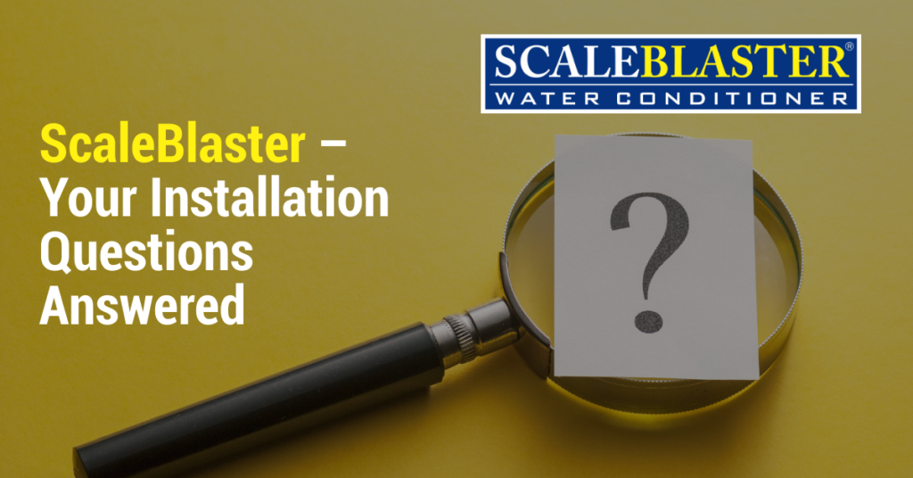 Scaleblaster  U2013 Your Installation Questions Answered