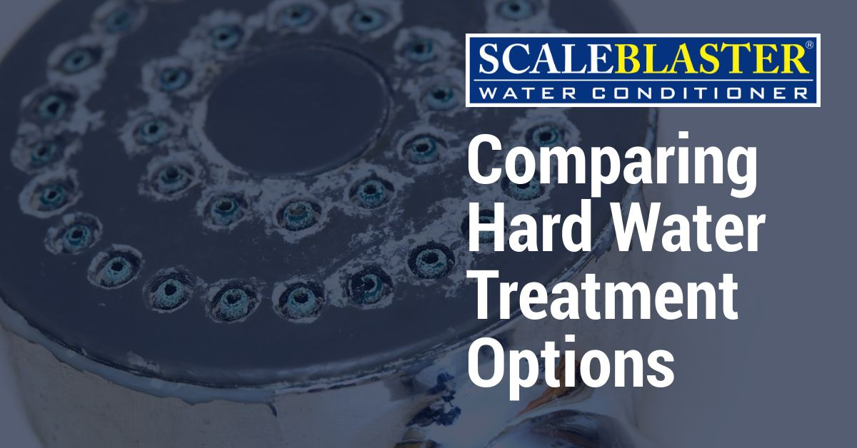 Comparing Hard Water Treatment Options - Comparing Hard Water Treatment Options