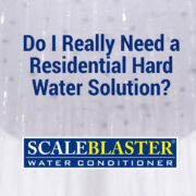 Residential Hard Water Solution