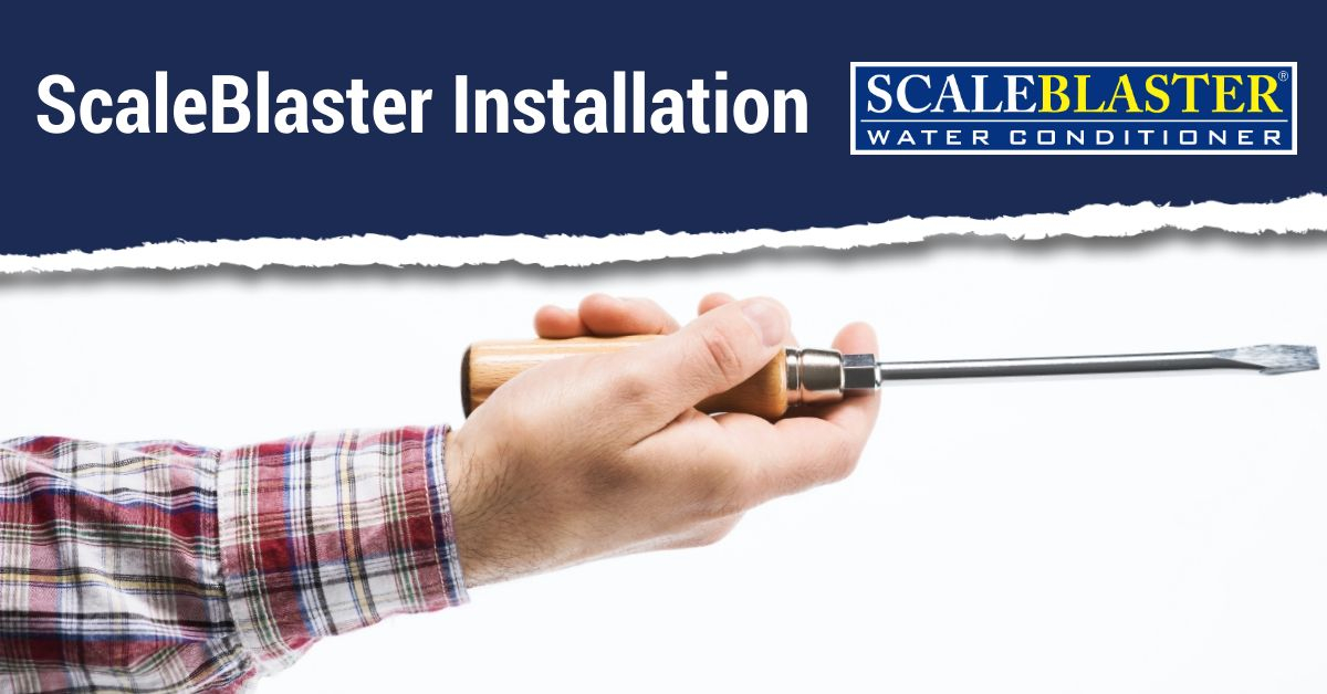 ScaleBlaster Installation - ScaleBlaster Installation