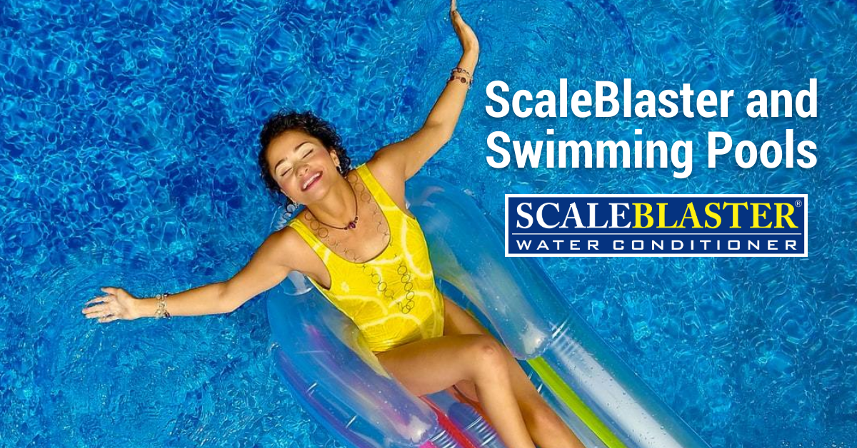 Scaleblaster and Swimming Pools - ScaleBlaster and Swimming Pools