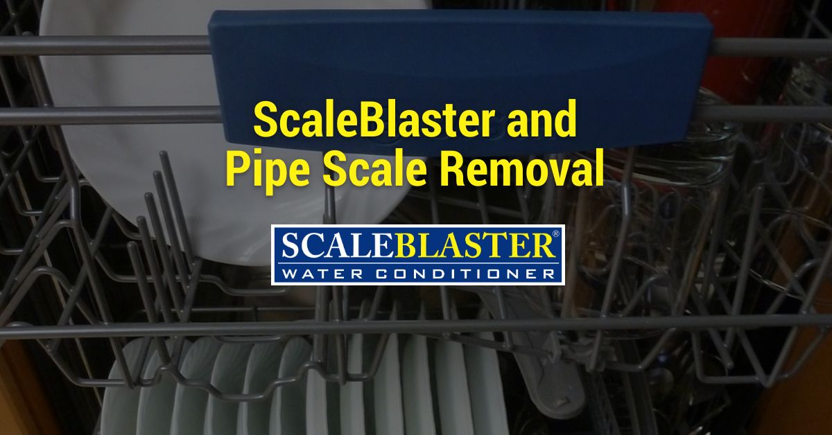ScaleBlaster and Pipe Scale Removal - ScaleBlaster and Pipe Scale Removal