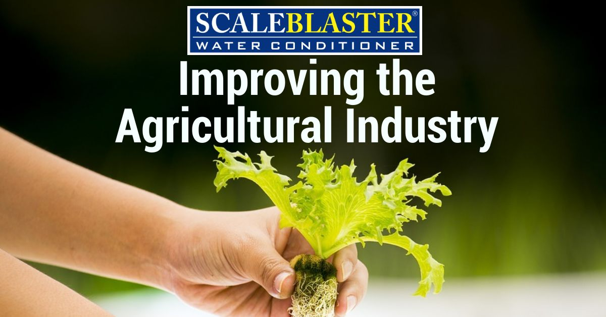 Improving the Agricultural Industry - ScaleBlaster: Improving the Agricultural Industry