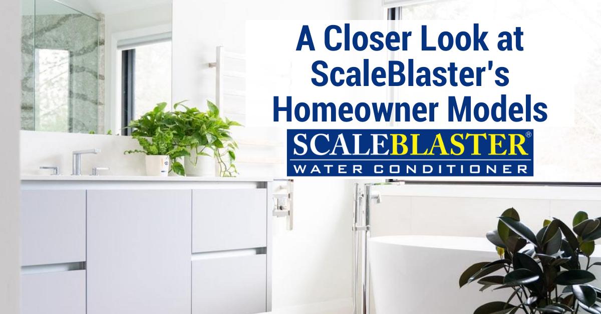 Homeowner - A Closer Look at ScaleBlaster's Homeowner Models