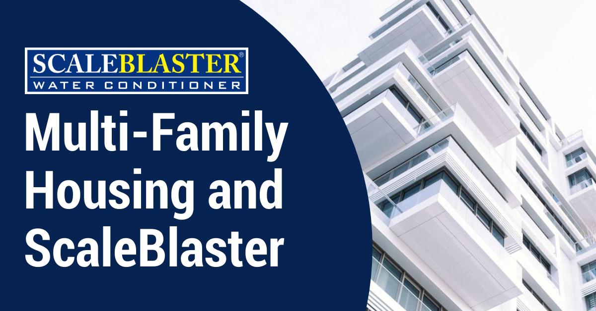 Multi Family Housing - Multi-Family Housing and ScaleBlaster