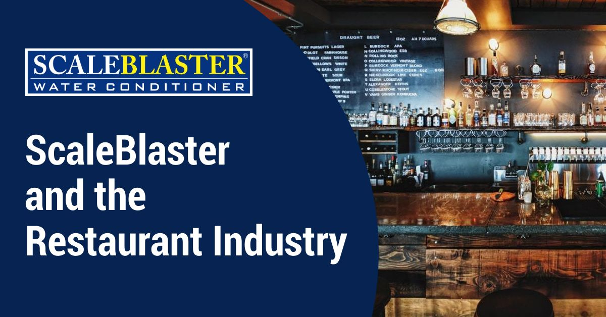 ScaleBlaster and the Restaurant Industry - ScaleBlaster and the Restaurant Industry