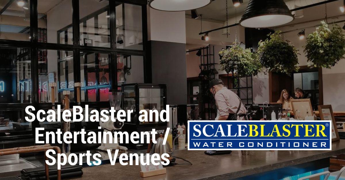 ScaleBlaster and Entertainment - ScaleBlaster and Entertainment / Sports Venues