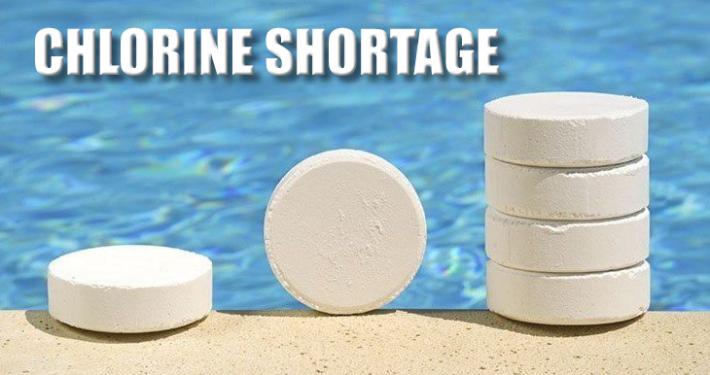 Chlorine Shortage 710x375 - News