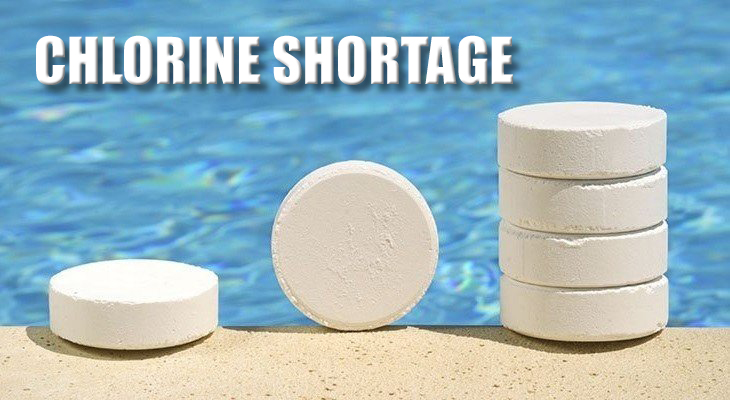 Chlorine Shortage - Worried About the Chlorine Tablet Shortage? We Have the Solution!