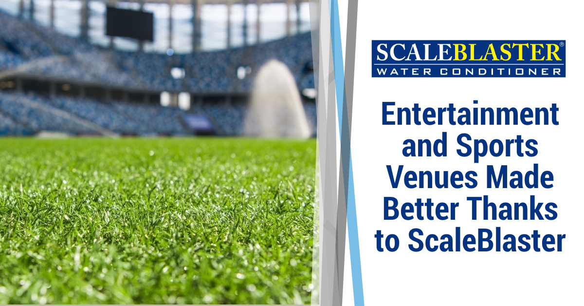 Entertainment Sports - Entertainment and Sports Venues Made Better Thanks to ScaleBlaster