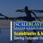 ScaleBlaster & Military - Saving Taxpayer Dollars!