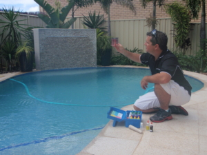 poolservicewatertest 300x225 - Worried About the Chlorine Tablet Shortage? We Have the Solution!