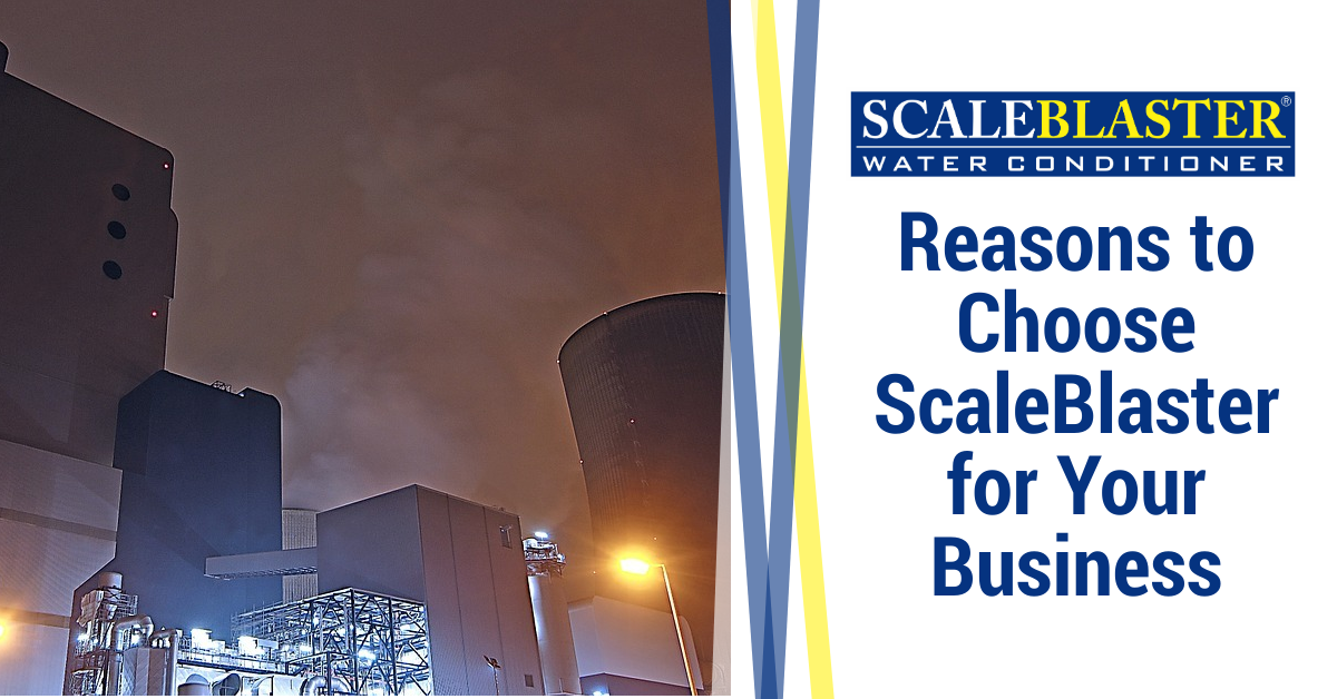 ScaleBlaster for Your Business - Reasons to Choose ScaleBlaster for Your Business